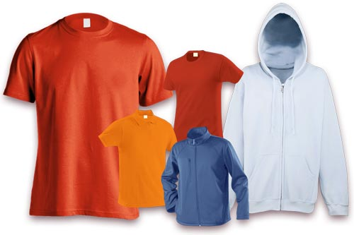 Branded products - Clothing