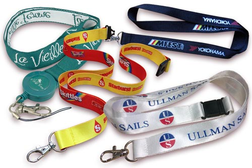 Branded products - Lanyards