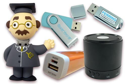 Branded products - Tigstick USBs