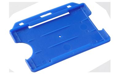Rigid Plastic Cardholder