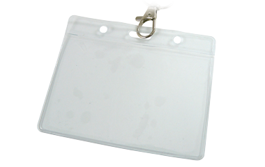 Clear Plastic Wallet
