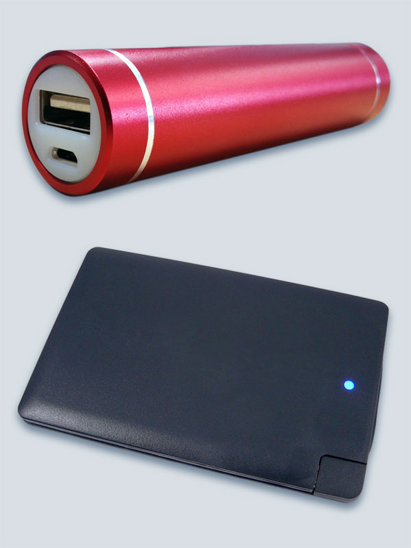 Tigstick Powerbanks