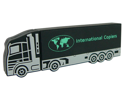 Bespoke lorry USB - closed