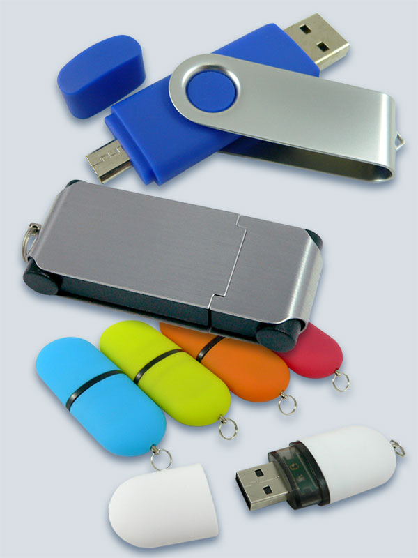 Tigstick USBs - Butterfly Plus, Blowfish, Wildcat