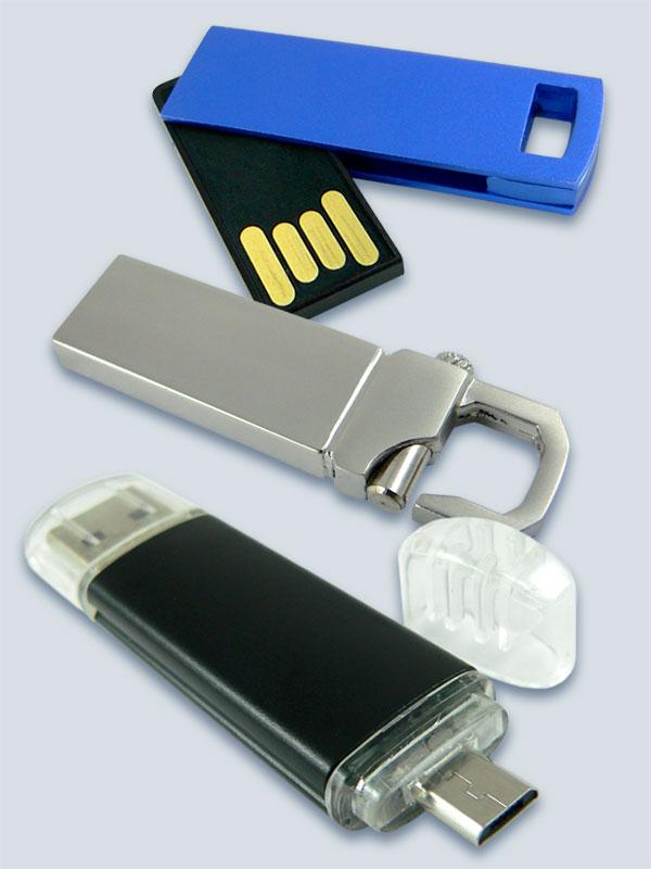 Tigstick USBs - Mayfly, Crab, Jack Rabbit