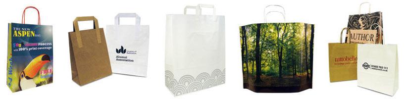Recyclable Kraft Bag Range